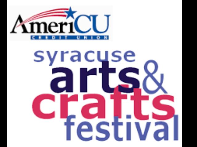 AmeriCU Syracuse Arts and Crafts Festival