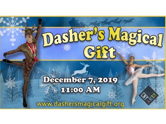 Dasher's Magical Gift