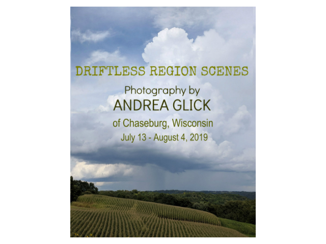 Exhibit: Driftless Region Scenes