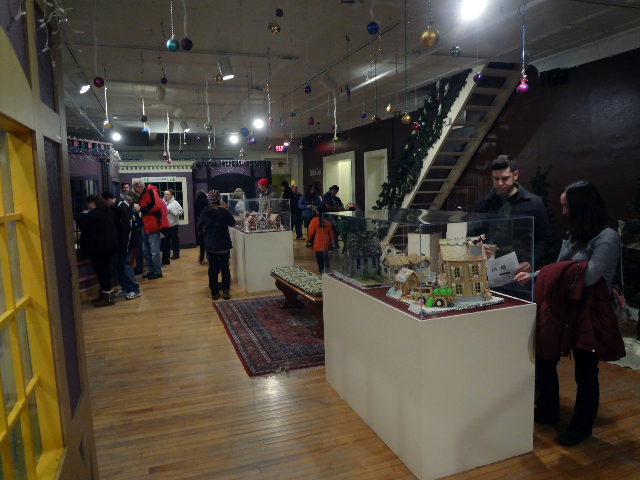 Gingerbread Gallery Grand Opening