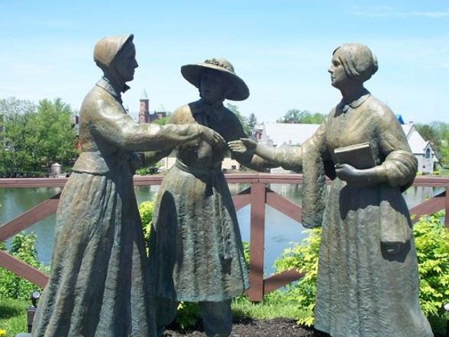 Seneca Falls Historic Sites Bus Tour - from Oswego to Seneca Falls
