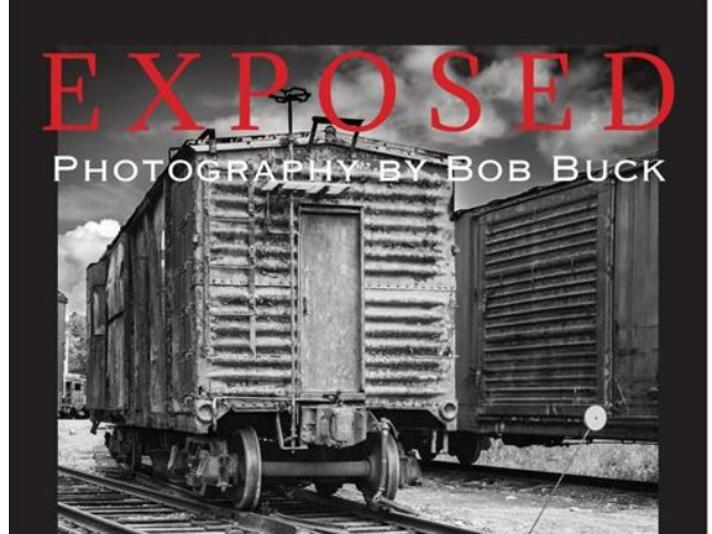 """Exposed"" photography by Bob Buck"