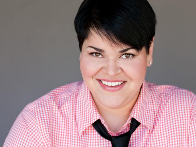 Auburn Pride 2019: Comedian Jen Kober