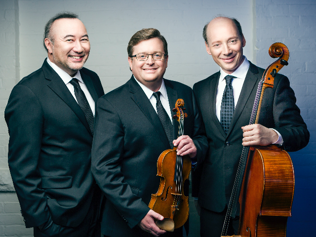 The Montrose Trio presented by Syracuse Friends of Chamber Music