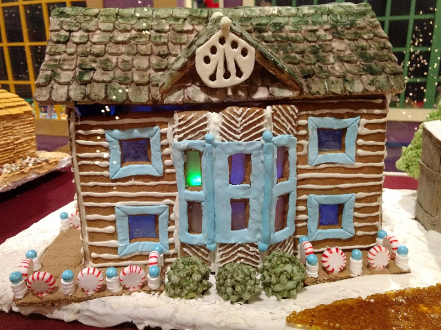 34th Annual Gingerbread Gallery