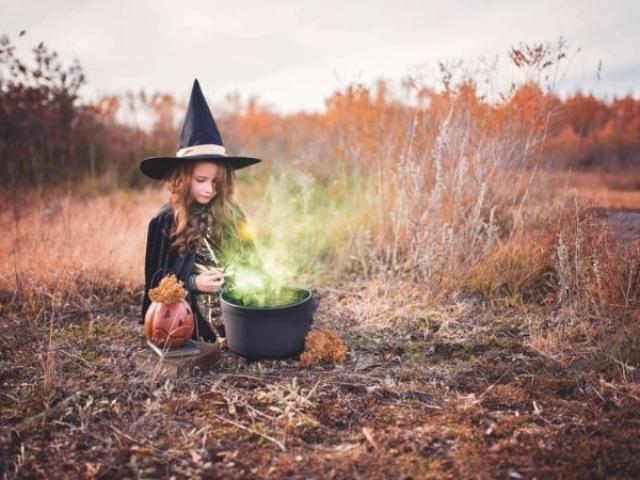 Symphoria Kids I: Halloween Spells And Magic