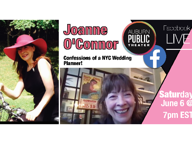 Joanne O'Connor - Confessions of a NYC Wedding Planner