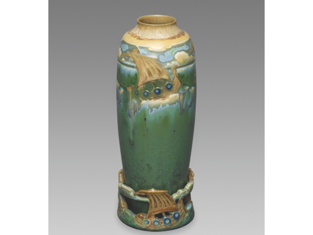 Renegades & Reformers: American Art Pottery