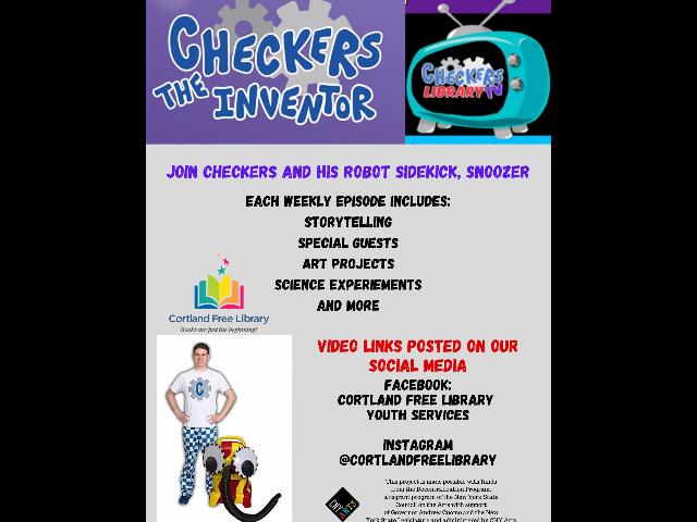 Checkers LibraryTV