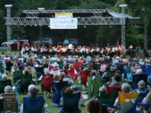 Symphoria Summer Concert: Beard Park Rescheduled