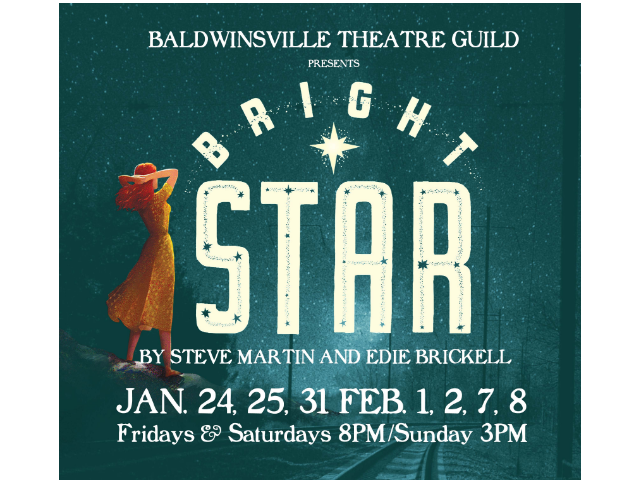 Bright Star  performed by Baldwinsville Theatre Guild