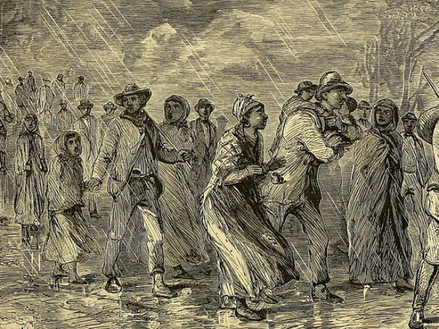 The Underground Railroad in Central New York