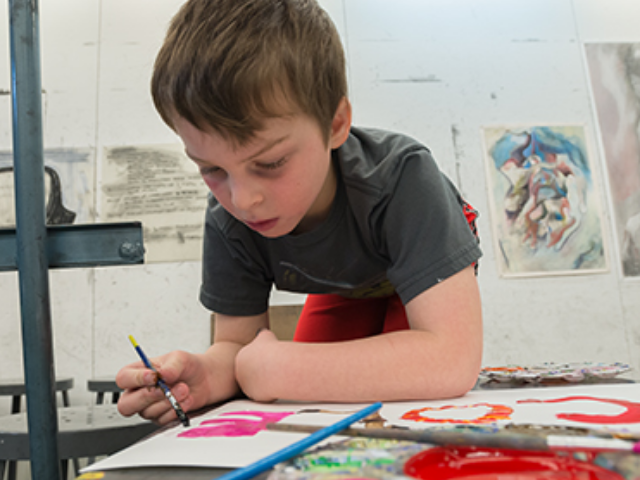 Summer Art Classes for Kids (4 - 12)