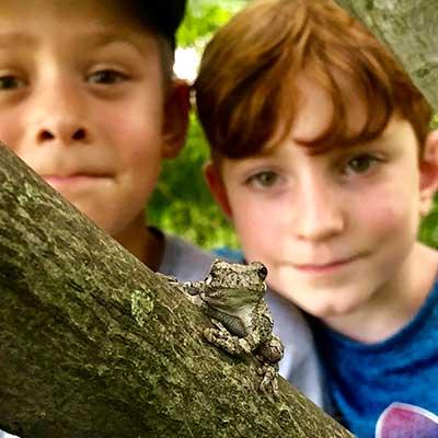 Outdoor Adventures with Baltimore Woods