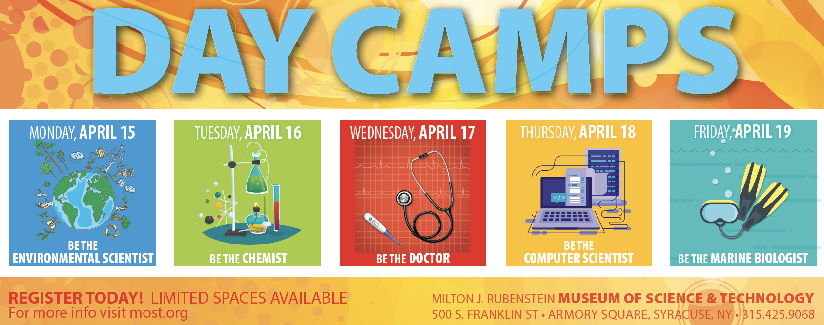 Be the Doctor Camp