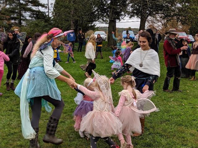 Autumnal Fairy Festival