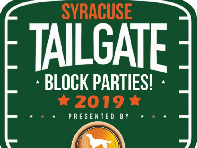 Syracuse vs. Pittsburgh Tailgate Party