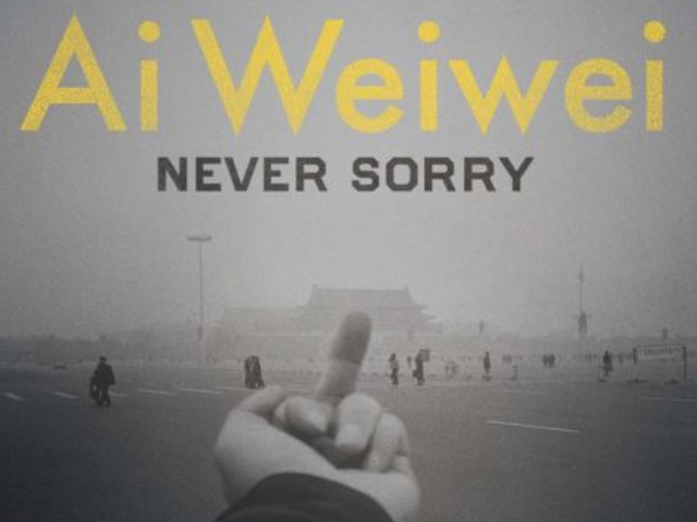 Power of Protest Film Series: Ai Wei Wei Never Sorry
