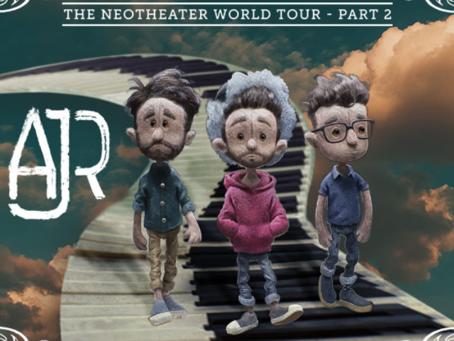 AJR: The Neotheater World Tour-Part 2