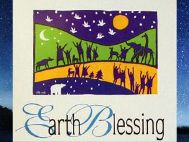 The Earth and Other Blessings: Readings and Songs from the Book of Blessings and Poems by Jack Manno