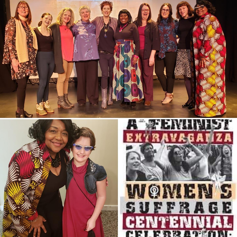 A Feminist Extravaganza - Online!