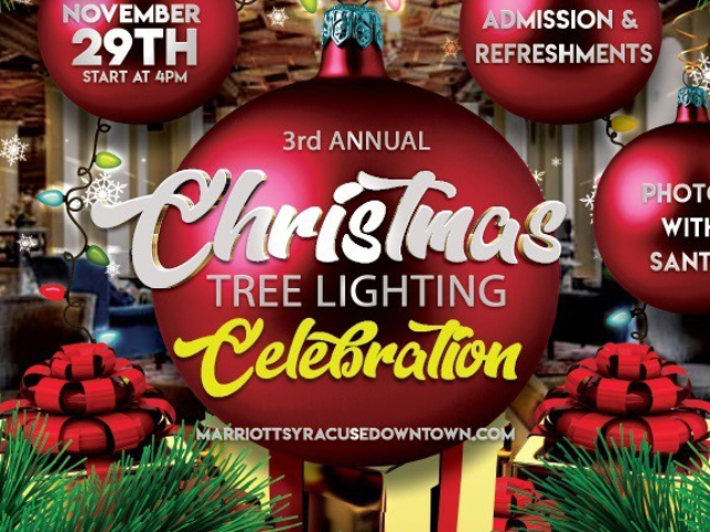 Third Annual Tree Lighting Celebration