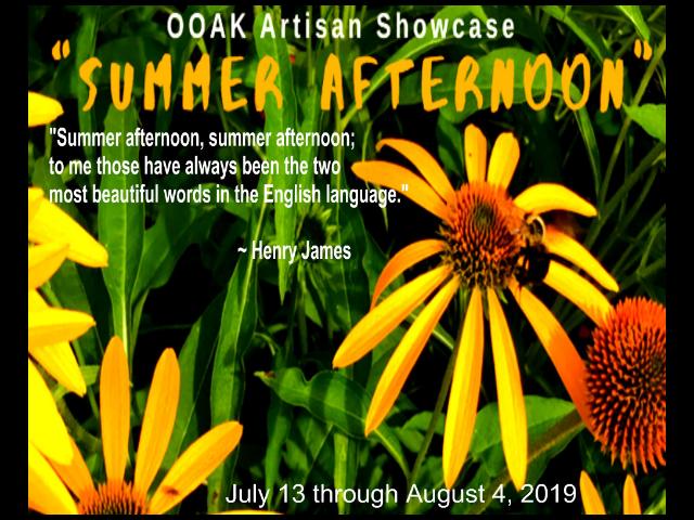 "Opening Reception :Summer Afternoon"" Art Exhibit"