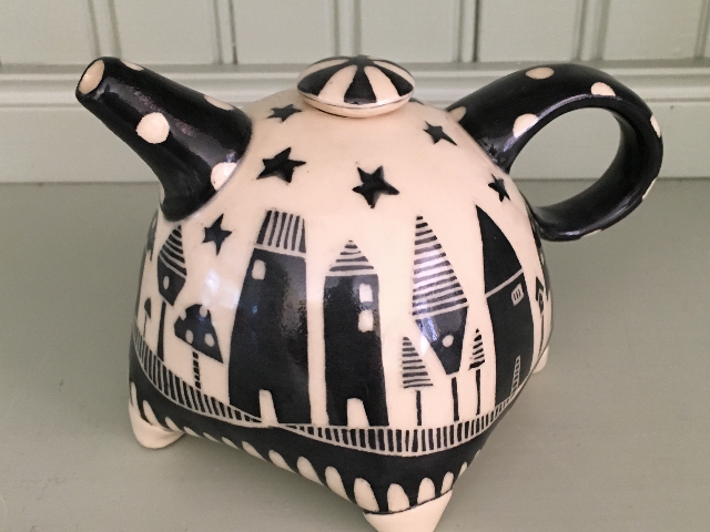 Ceramic Teapot Workshop