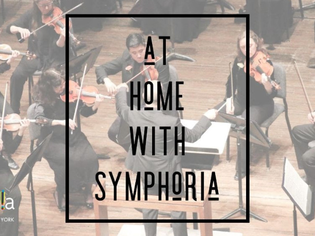 At Home With Symphoria and Dana Huyge