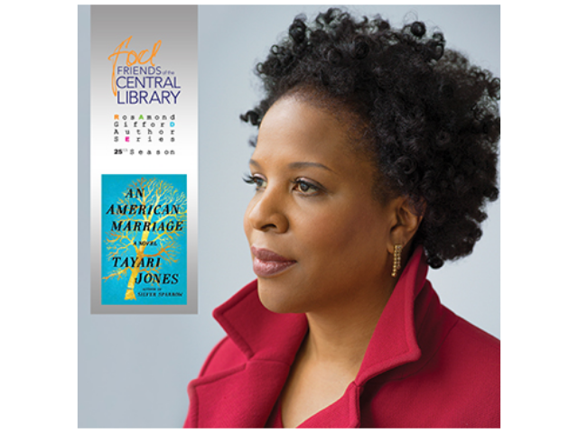 Author Tayari Jones Online Lecture