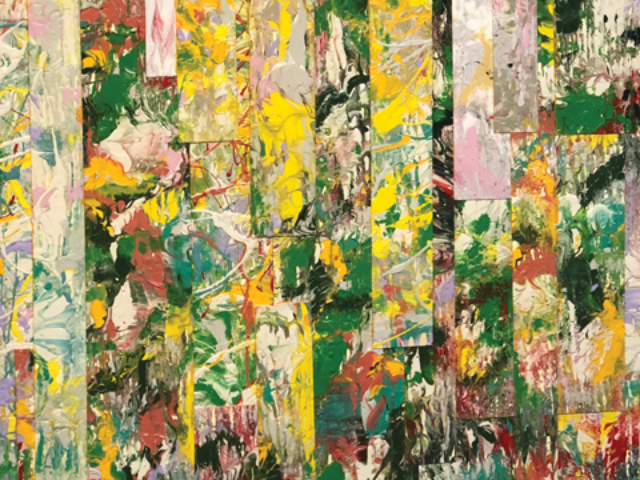 Jim Ridlon: The Garden