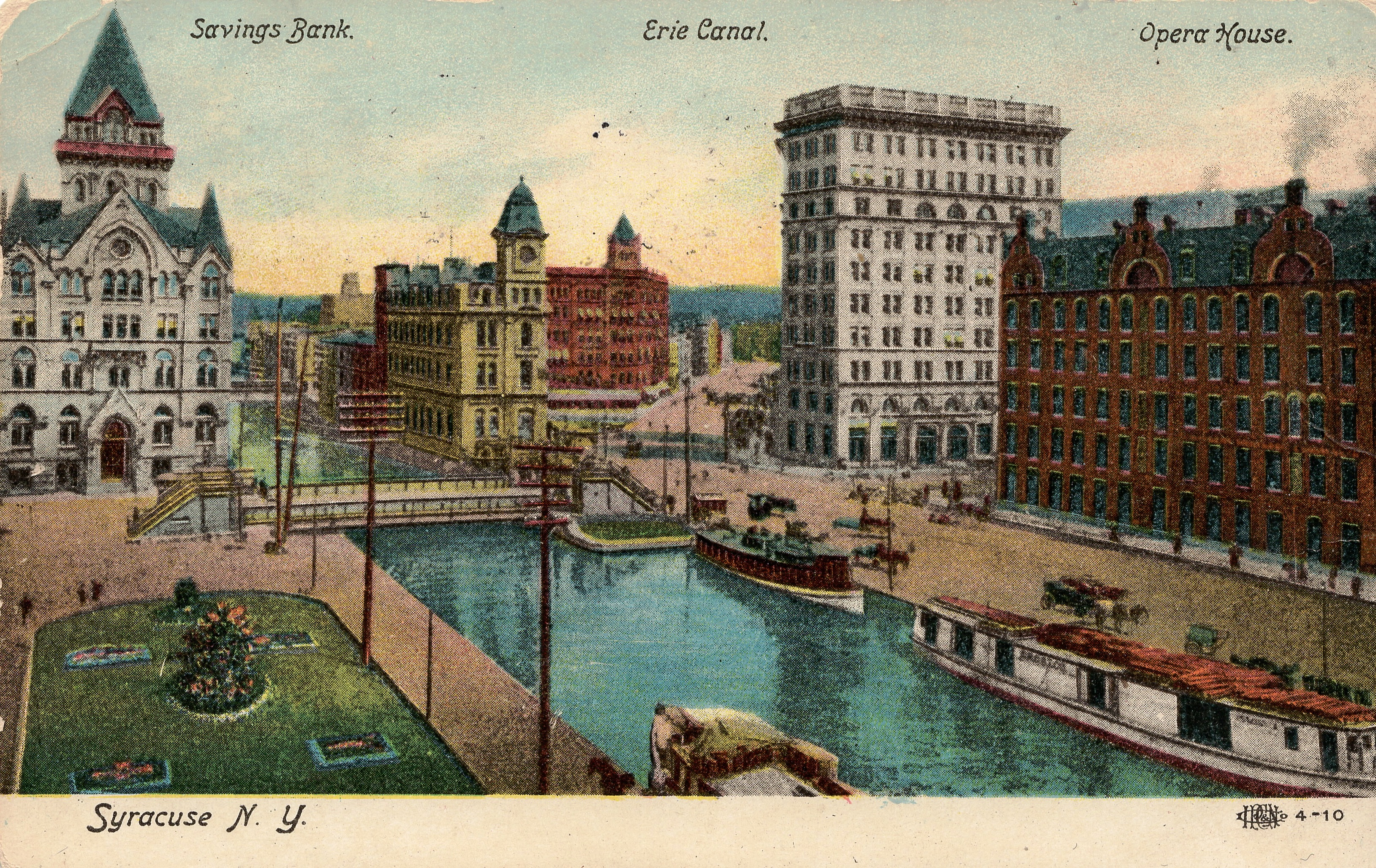 Syracuse & the Erie Canal: 200 Years