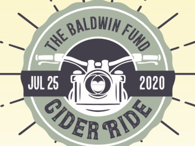 The Baldwin Fund Motorcycle Cider Ride