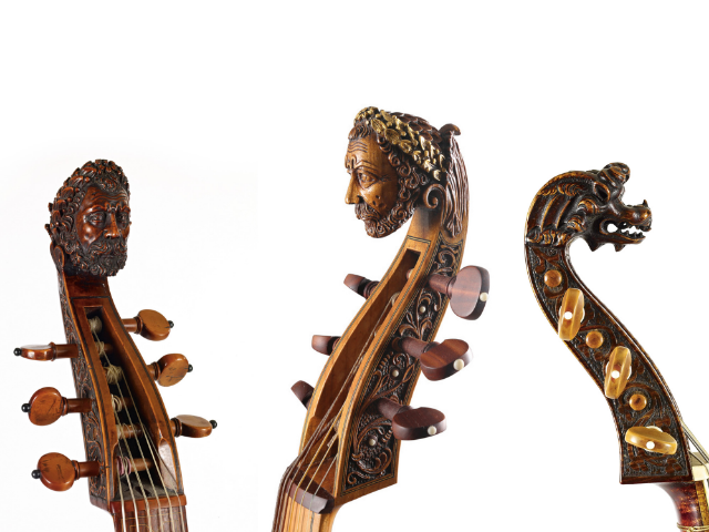 NYS Baroque presents Viol³