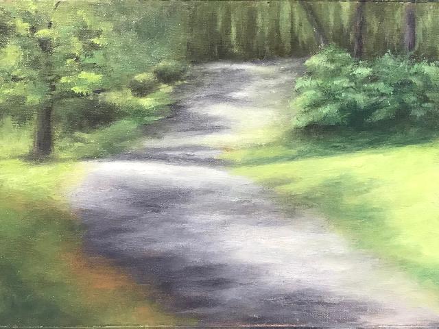 Painting En Plein Air 2-day workshop w/ Kimberly Rossiter