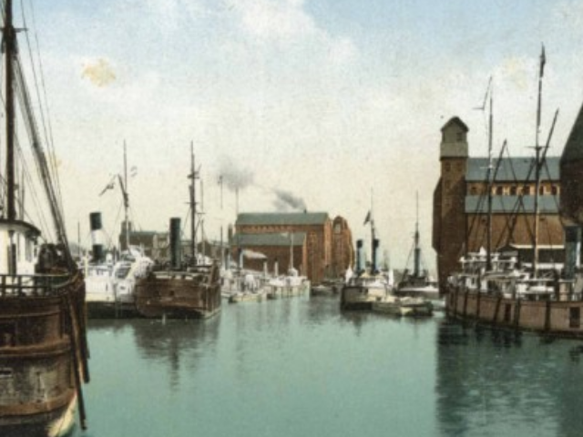 Erie Canal Museum Curator Talk: A History of Buffalo