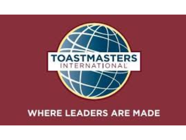 Why Toastmaster?  Open House