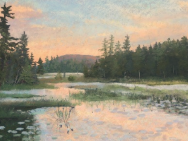 Beginner/Intermediate Pastel Workshop