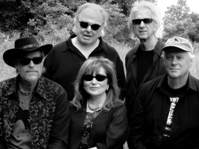 A Concert in Honor of Bob Brower & Bruce Yaw: Professor Louie & The Crowmatix